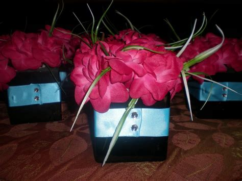Diy Sweet 16 Centerpieces New Decoration Hollywood