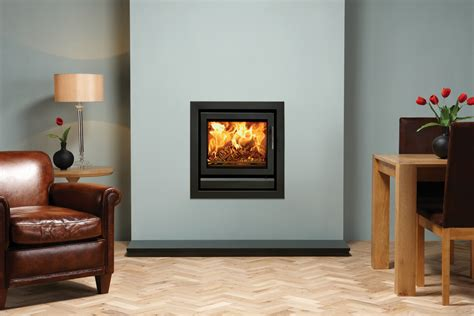 Riva 50 Wood Burning Inset Fires & Multi fuel Inset Fires