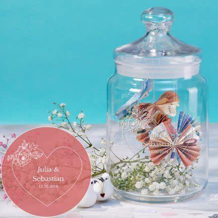 keksglas blumenherz mit gravur  kaufen geschenke
