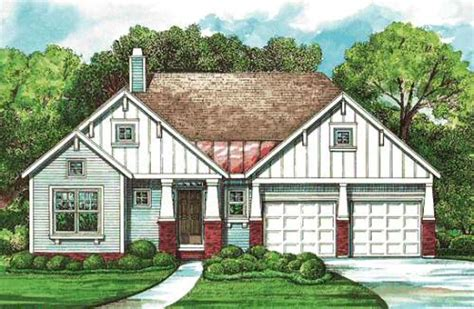 Traditional Style House Plan 3 Beds 2 Baths 1574 Sq/Ft