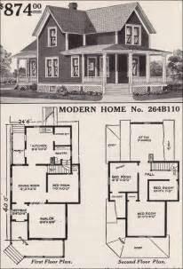 farmhouse style house plans modern home 264b110 farmhouse style 1916 sears house plans