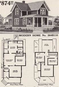 simple farmhouse floor plans modern home 264b110 farmhouse style 1916 sears house plans