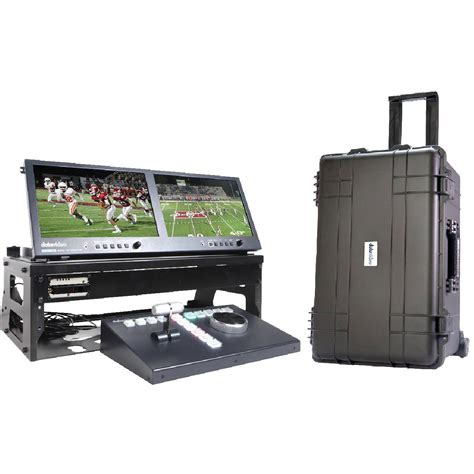 Datavideo Complete Replay Kit with Rolling Case GO-1REPLAY