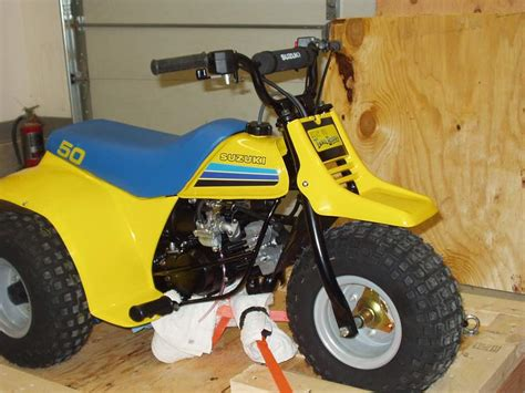 Suzuki Four Wheeler For Sale by Vintage Motorsports 1983 Suzuki Alt50