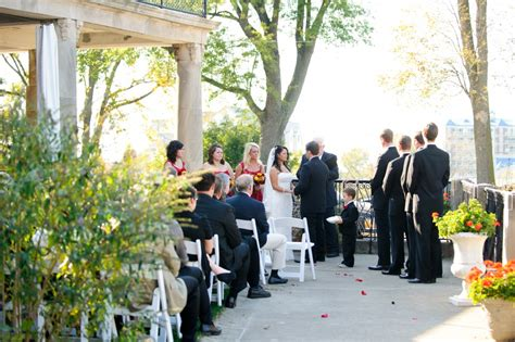 outdoor weddings  michigan outdoor wedding receptions