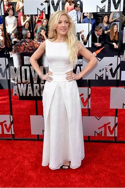 Ellie Goulding Mtv Awards Armani Giorgio Gown