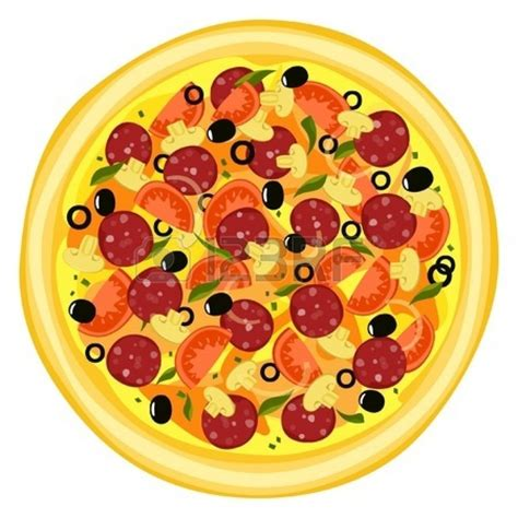 clipart royalty free pizza clipart clipartion