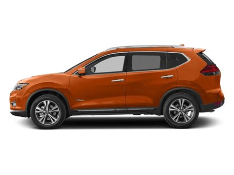 nissan rogue awd sl hybrid msrp prices nadaguides