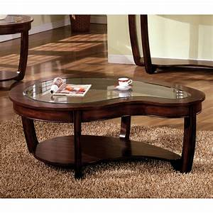 coffee table examples collection dark wood coffee table With dark wood and glass coffee table