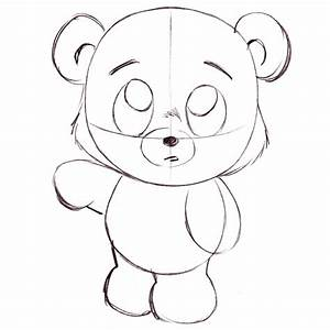 Cute Bears To Draw - ClipArt Best