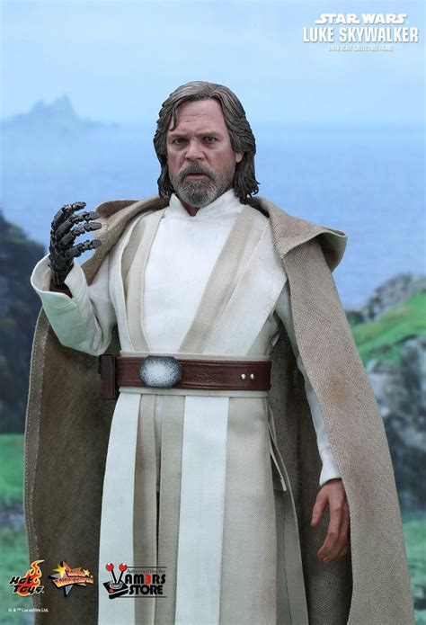 hot toys luke skywalker from star wars ep vii the force