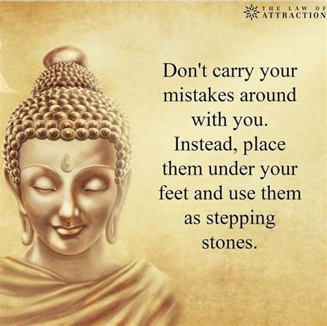 110+ buddha quotes on life, love, happiness and peace buddha, also known as siddharth gautam, was born in an aristocratic family of nepal. learn from your mistakes | Buddhism quote, Wisdom quotes, Buddhist quotes