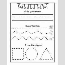 Prewriting Worksheets  Fine Motor Worksheets By The Super Teacher