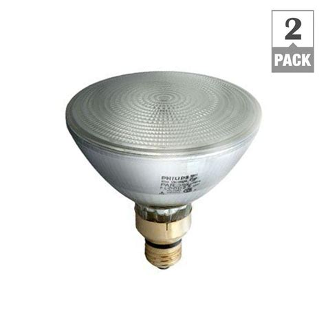 philips 50w equivalent halogen par20 dimmable floodlight