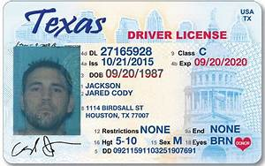 jaredcodytexasdljpg 915x572 badboy pinterest With texas temporary drivers license template