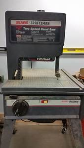 Craftsman 12 Inch Two Speed Band Saw  U2013 Triple Cities
