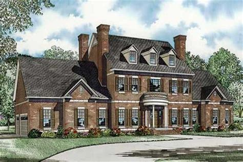 colonial house plan bedrm sq ft home theplancollection
