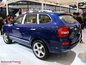 4x4 Chinois : afficher le sujet reportage les copies et les licences chinoises forum auto forumautomobile ~ Gottalentnigeria.com Avis de Voitures