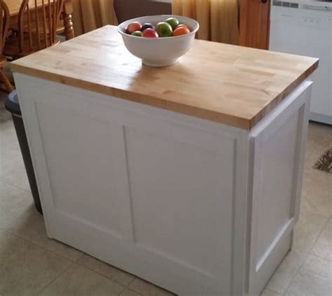 how do you build a kitchen island how to a diy kitchen island and install in your