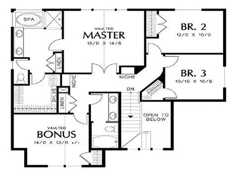 bedroom house plans building design house plans simple blueprints  houses treesranchcom