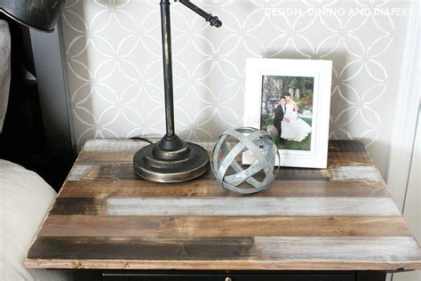 faux reclaimed wood finish  scotchblue painters