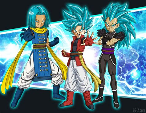 super dragon ball heroes universe mission um le rang