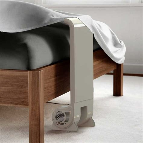 fan for your bed air bed fan wicked gadgetry