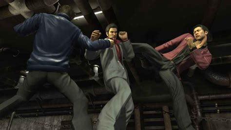 yakuza  remaster screenshots  trailer released