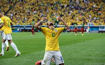 Neymar Soccer Football Brazil Wallpapers Fifa Player