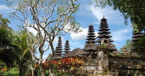 taman ayun temple entrance fee bali  latest update