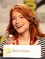 Maria Thayer - Wikipedia