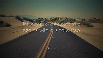 Lao Tzu Journey Thousand Miles Begins Single
