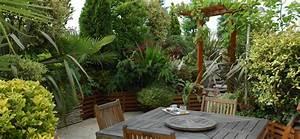 amenagement de terrasse et balcon paysagers terrasse With jardins et terrasses photos 1 toits terrasses amenagements pierijardins fr