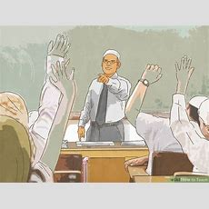 How To Teach (with Pictures) Wikihow