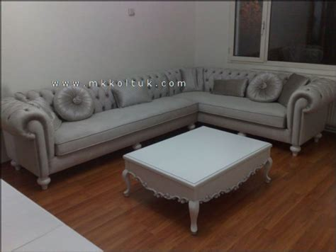 Purple Grey And Turquoise Living Room by Velvet Chesterfield Style Corner Sofa Purple Modern