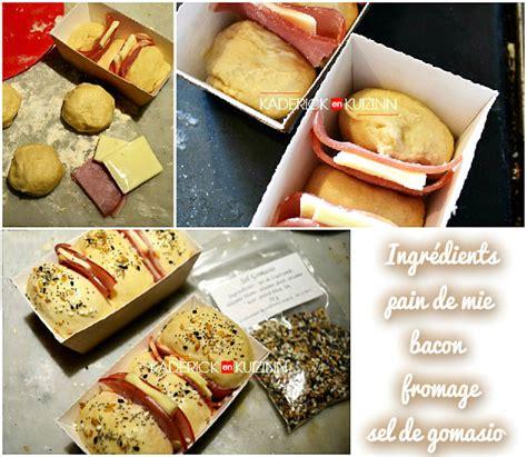 de mie recette breakfast des petits pains fa 231 on croque monsieur