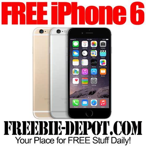 get free iphone 6 freebie depot free sles free birthday stuff free