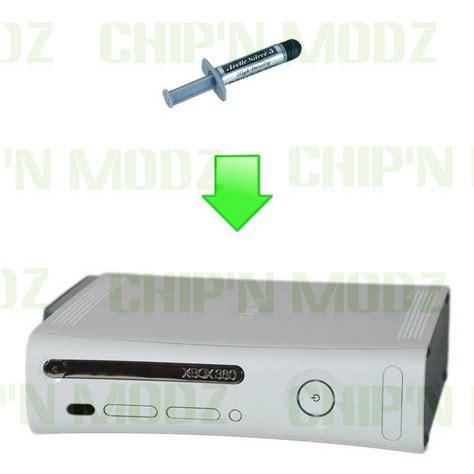changement p 226 te thermique xbox 360 xbox 360 slim
