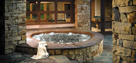 Hot Tub : 20 Of The Most Stunning Indoor Hot Tub Designs