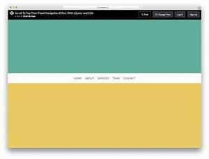 21 Best Website Menu Templates For Creative Sites  Bootstrap  2019