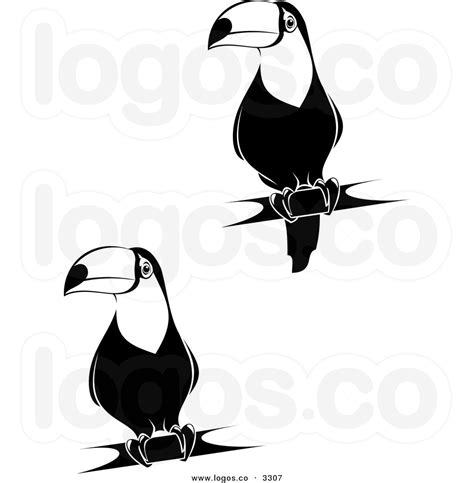toucan clipart black and white of black and white toucan clipart panda free clipart