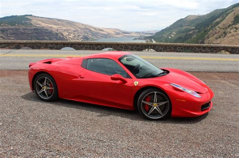 458 Italia 2014 Price by 2014 458 Italia Pictures Photos Gallery Green