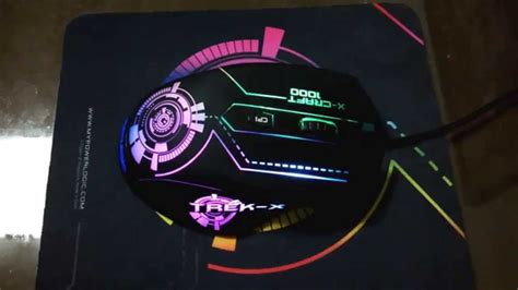 powerlogic x craft 1000 pulsing lights demo