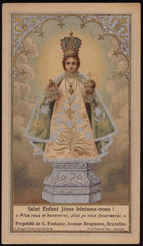 Prayers And Devotions To The Divine Infant Jesus Of Prague