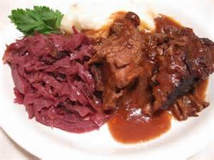 German Food Dishes Recipes