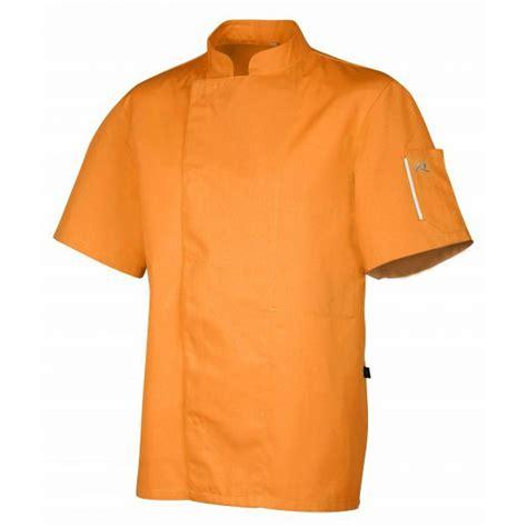 veste cuisine couleur veste de cuisine manches courtes de couleur de la marque robur