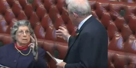 Lord Keen blurts our 'arse' in House of Lords during ...