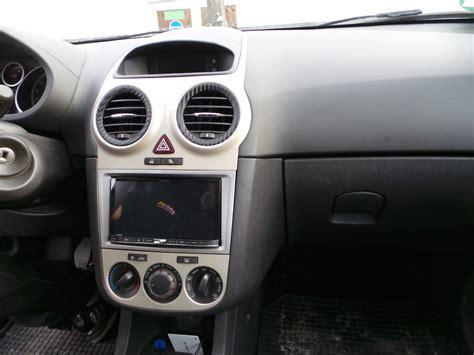 opel corsa radio autoradio einbau opel corsa d ars24 onlineshop