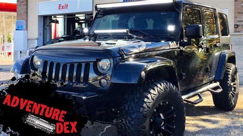 jeep wrangler 2017 blacked out 2015 blacked out jeep wrangler walk around youtube