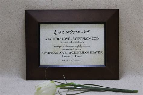 loss  father christian sympathy sympathy gift father